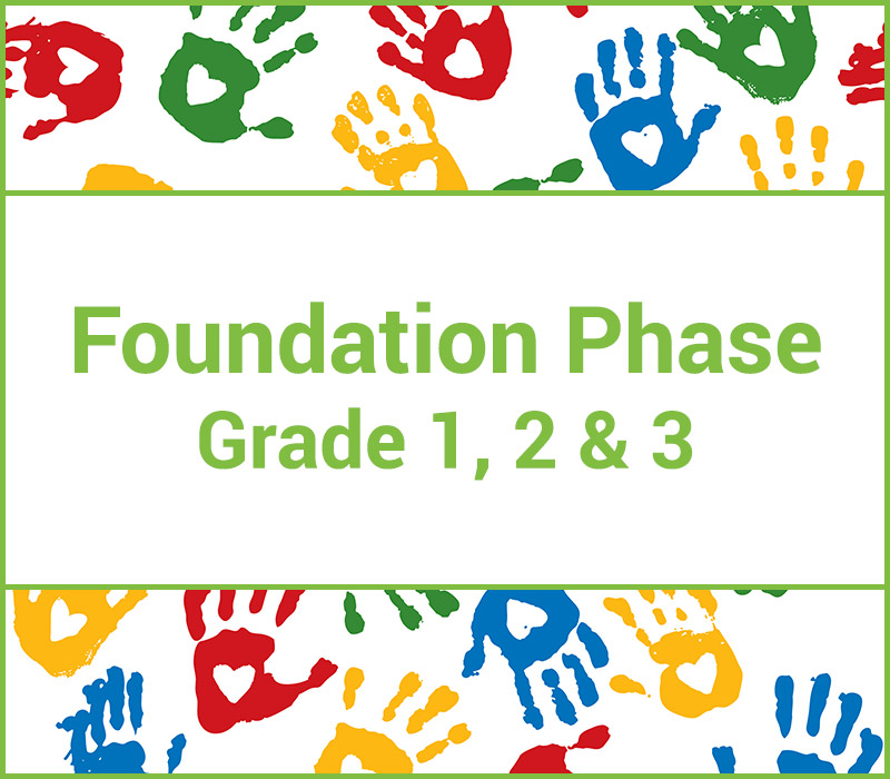 Foundation Phase Pricelist 2020