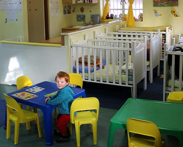 The Baby Classroom