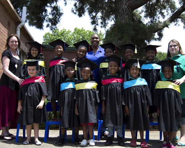 Grade R Graduation